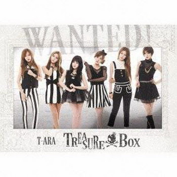 [MUSIC VIDEO] T-ARA – TREASURE BOX (サファイア盤)(2013/8/7)