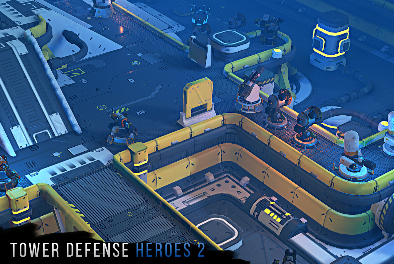 Tower Defense Heroes 2 Screenshot 9