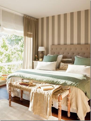 Top Decorare le pareti con strisce dipinte - Case e Interni CE27