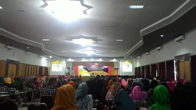 Pembekalan Alumni Mahasiswa Calon Wisudawan UM Metro
