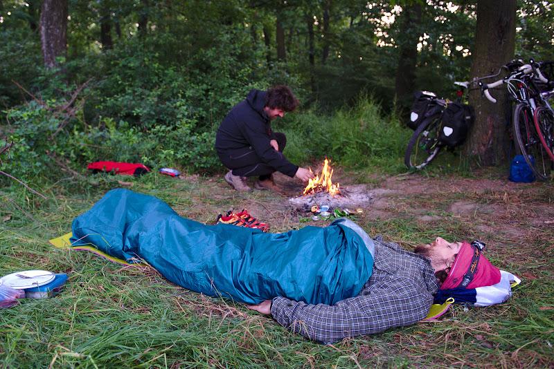 Dani, focul si musuroiul de furnici.