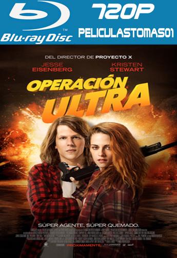 Operación Ultra (American Ultra) (2015) [BRRip 720p/Dual Latino-ingles]