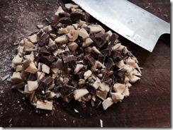 Chocolate brownie recipe chocolate chunks