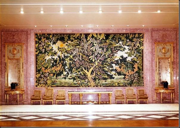 Hotel Ritz.31 (tapeçaria de Pedro Leitão)