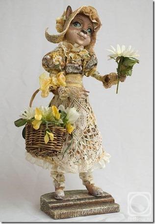 Muñecas de Nadezhda Sokolova Djembe  (10)