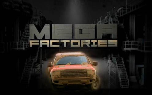 Megafabryki Ford F150 / Megafactories Ford F150 (2011) PL.TVRip.XviD / Lektor PL