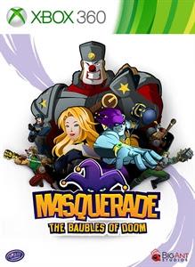 [GAMES] Masquerade Bauble Of Doom (XBOX360/XBLA)