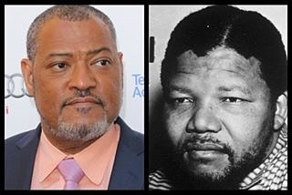 Laurence Fishburne To Play NELSON MANDELA In A Series