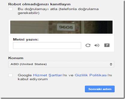 gmail-hesap-alma