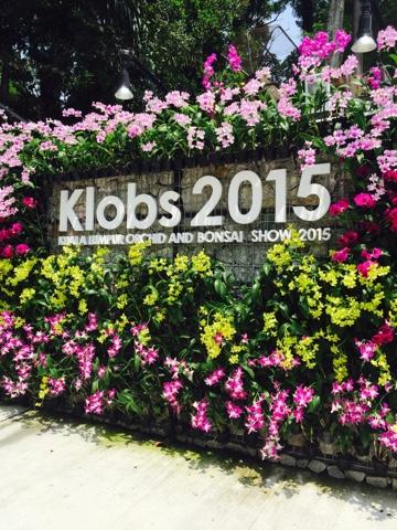 Kuala Lumpur Orchid and Bonsai Show 2015 - Taman Tasik Perdana