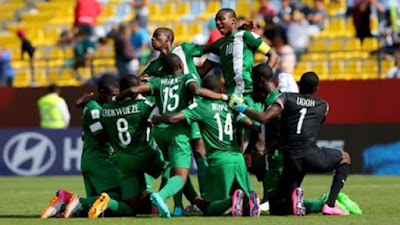 Pinnick off to Chile for Eaglets, Mexico clash