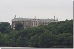Kingston Hudson View of CIA
