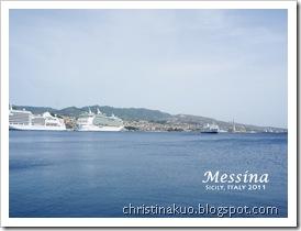 【Italy♦義大利】西西里 Taormina 陶爾米納 to Palermo 巴勒摩 - 橫跨東西岸, Messina中轉, 磨練耐心的西西里交通