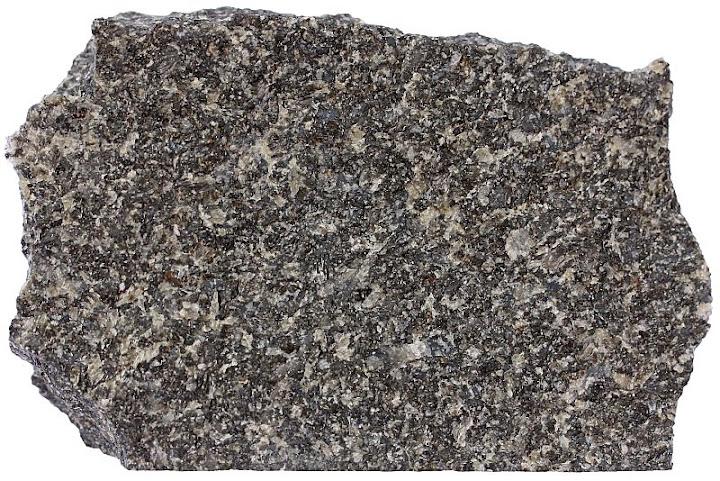 Granite Vs Basalt : Diabase igneous rocks