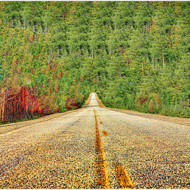 by Dennis Bartsch - Transportation Roads