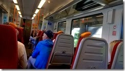 Girl on the Train carriage 3