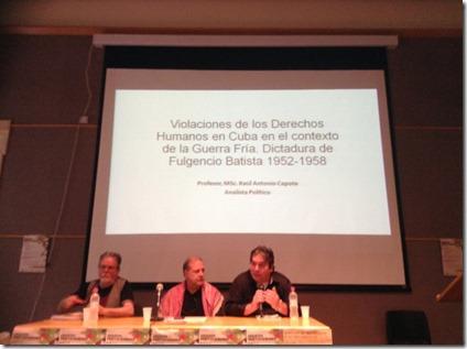 Seminario Archivos y DD. HH. en Brasil