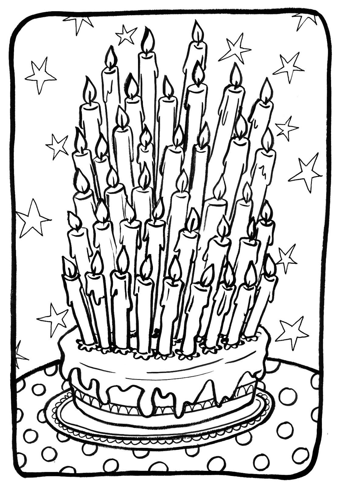anniversaire coloriage anniversaire en ligne gratuit a dessin a colorier pour anniversaire