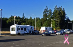 Little Creek Casino Parking Lot Camping