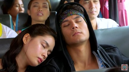 Erich Gonzales and Daniel Matsunaga in Be My Lady