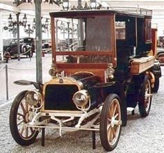 Mors 1906 10 HP