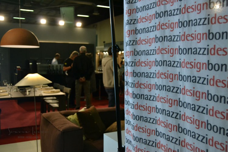 Stand Bonazzi Design alla Fiera di Bergamo