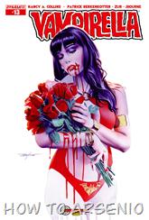 Actualización 08/09/2015: Vampirella Vol.2 #13 traducido por Zur y maquetado por JBOURNE.