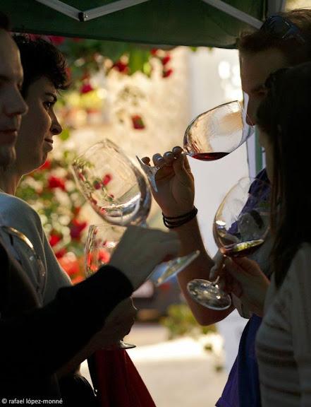 Tast amb Llops, 8a edició 2014.Mostra de vins de Gratallops. DOQ Priorat.Fira del Vi del Priorat.Gratallops, Priorat, Tarragona