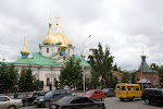 Nowosibirsk: Orthodoxe Kathedrale / Новосибирск: Кафедральный собор