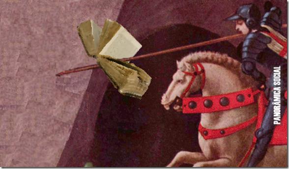 Sao Jorge e os Livros