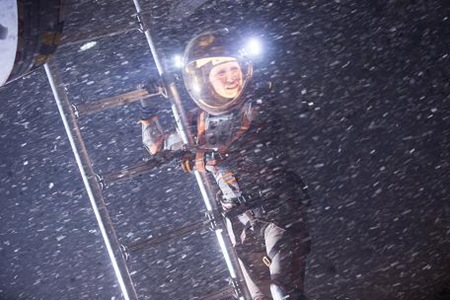 Jessica Chastain - The Martian