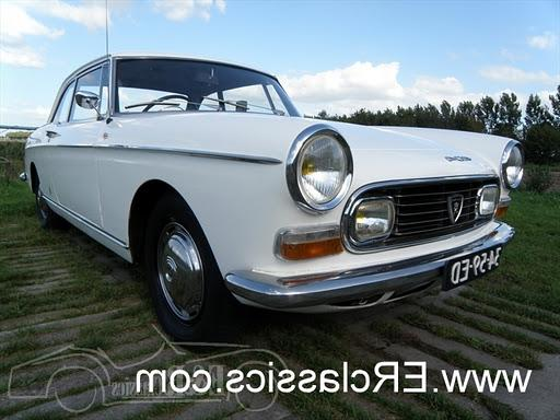 1967 Peugeot 404 Coupe,