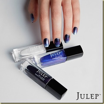 Julep nails - Thoughts in Progress