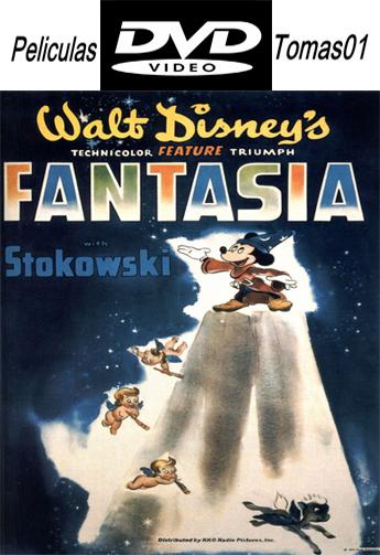Fantasia (1940) DVDRip