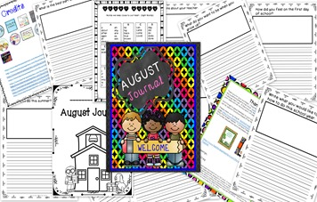 August Journal