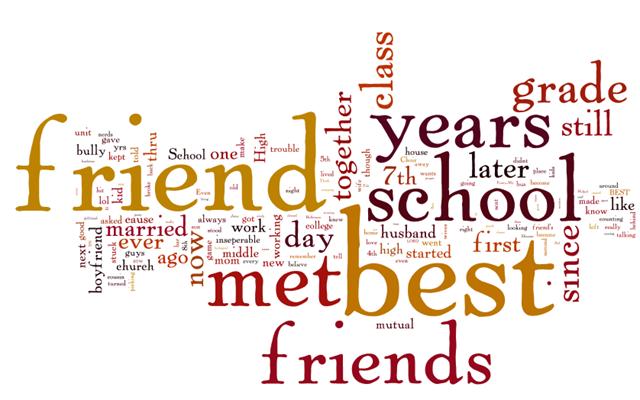 friend collage