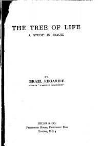 Cover of Israel Regardie's Book The Tree Of Life a Study in Magic, Part 1 (1934 Edition)