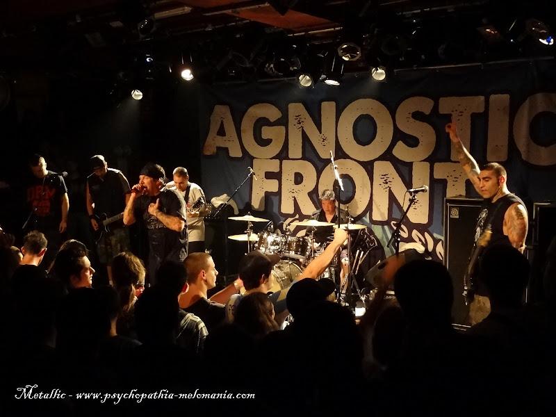 Agnostic Front @ La Maroquinerie, Paris 21/07/2011