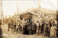 German bunker in the Western front