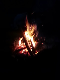 Sat night - Camp fire and sing along