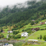 Nabij het Innvjik-fjord.