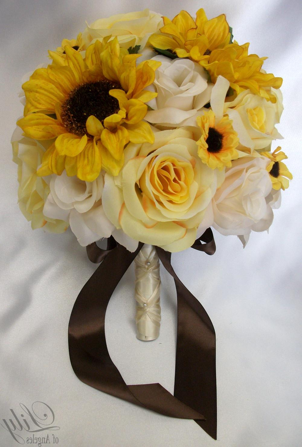 Sunflower YELLOW IVORY