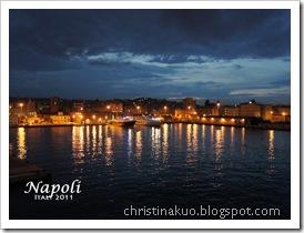 【Italy♦義大利】Naples 拿坡里 to Catania 卡塔尼亞 - 漂洋地中海~ TTTLines 夜船前進西西里島