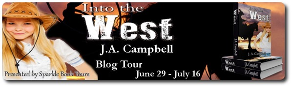 into the west banner