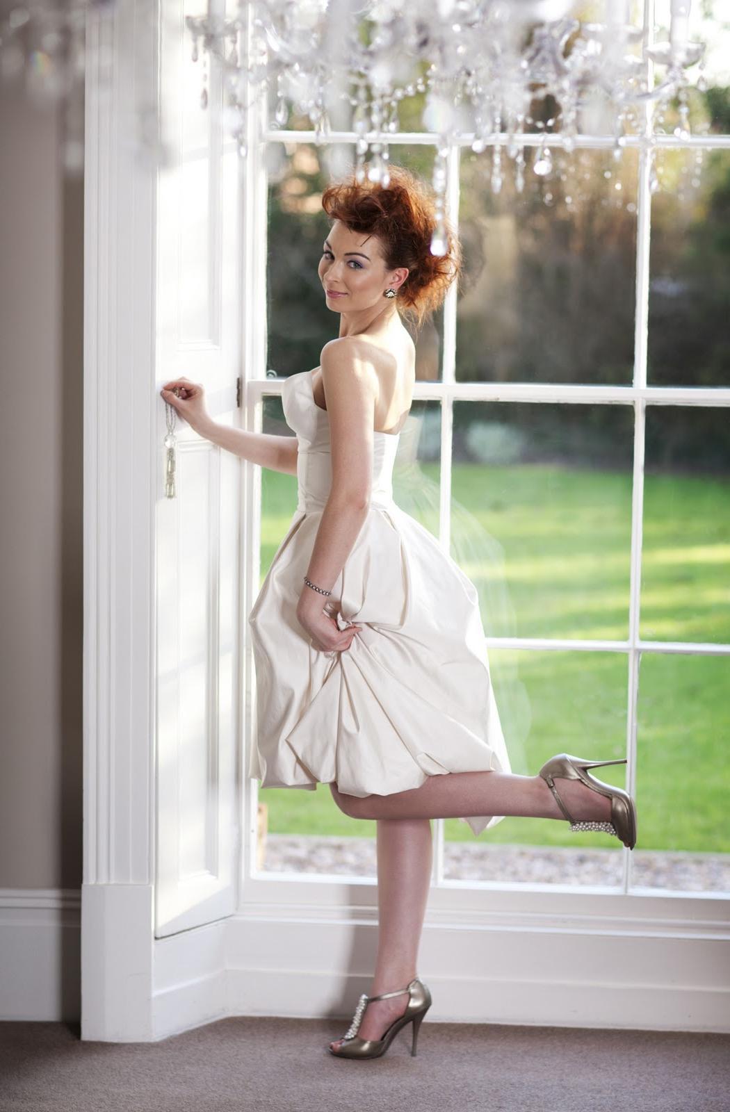 Contemporary Bridal Dresses