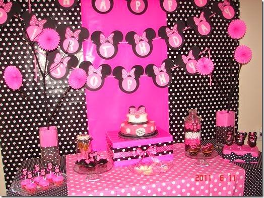 fiesta cumpleaños minnie decoracion (29)