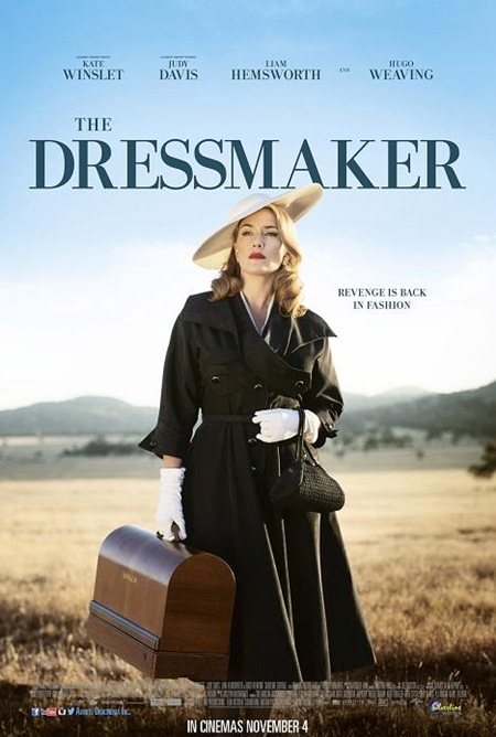 The Dressmaker - Official Poster