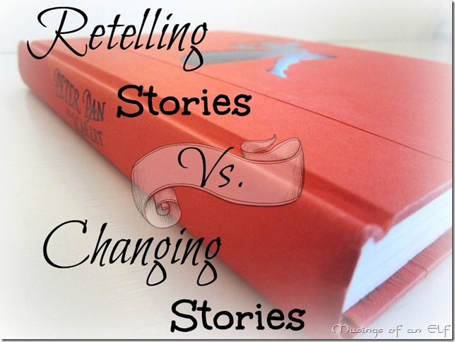 Retelling Stories Blog Banner