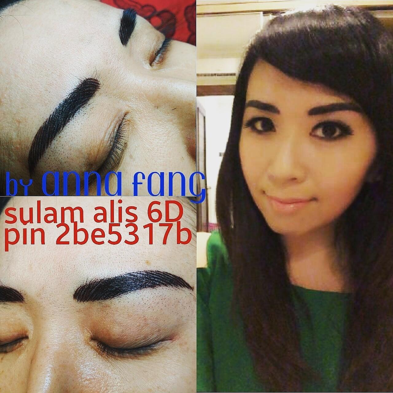 ANNA FANG Center Of Pemanent MakeUp & Beauty Salon Studio