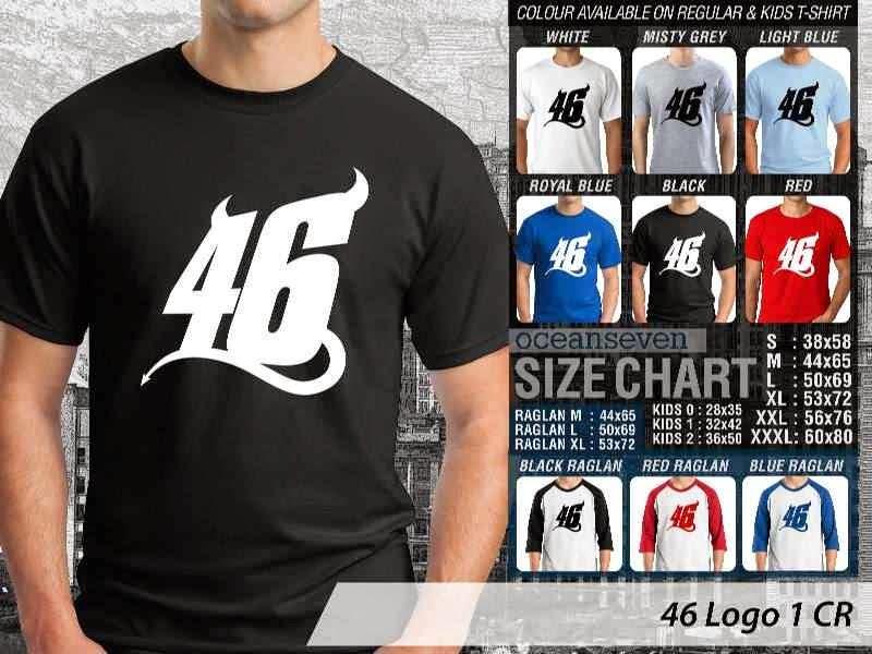 Kaos Magz 46 Logo 1 Majalah & Media distro ocean seven